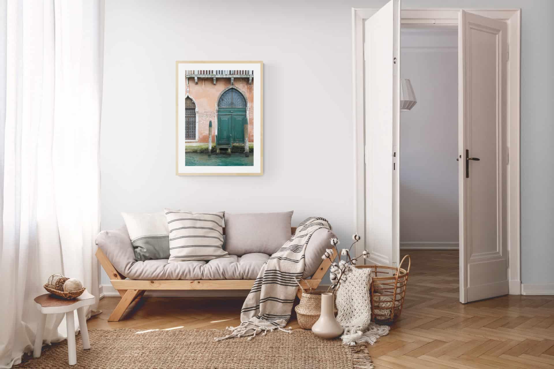 Wall art photography_venice