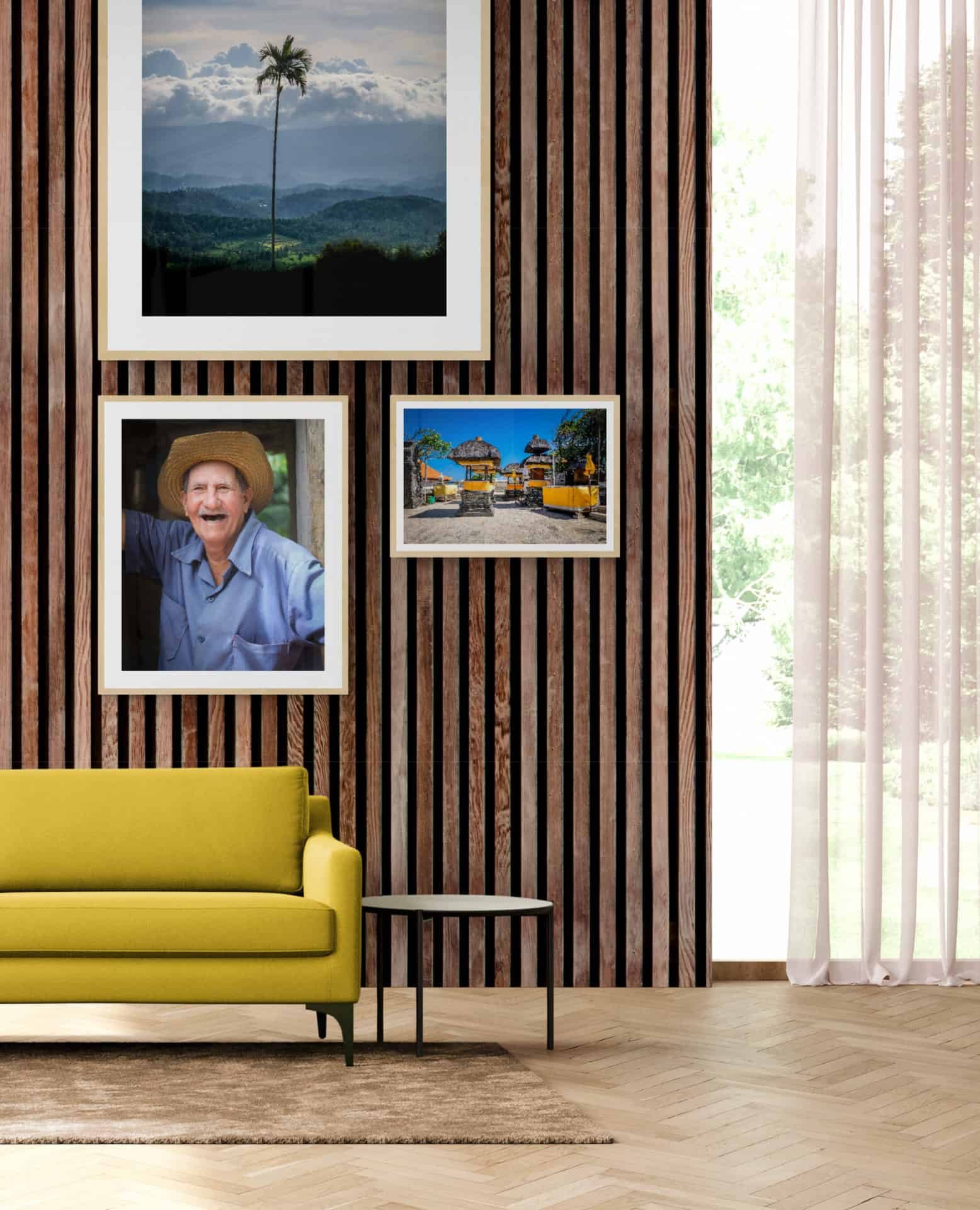 Wall art photograpy Bali 2